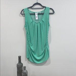 (5) GREEN/BLUE SHIRT BUNDLE